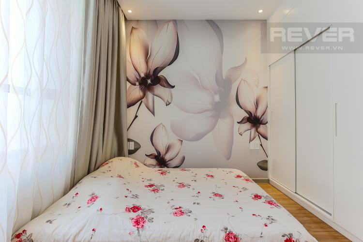 Phòng Ngủ Căn hộ The Gold View 1 phòng ngủ tầng cao A3 đầy đủ nội thất