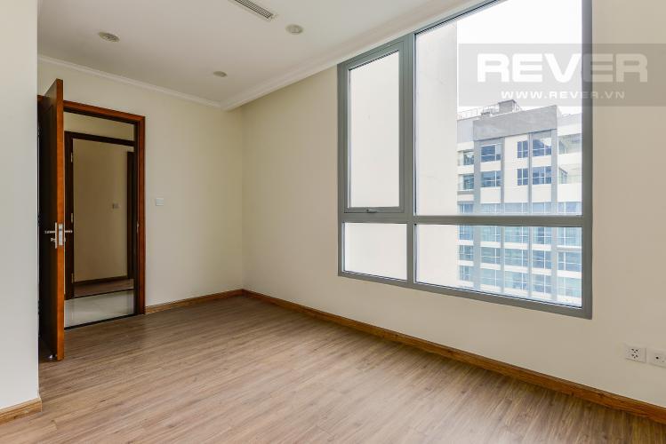 Phòng ngủ 3 Căn hộ Vinhomes Central Park 4 phòng ngủ tầng cao C1 view sông