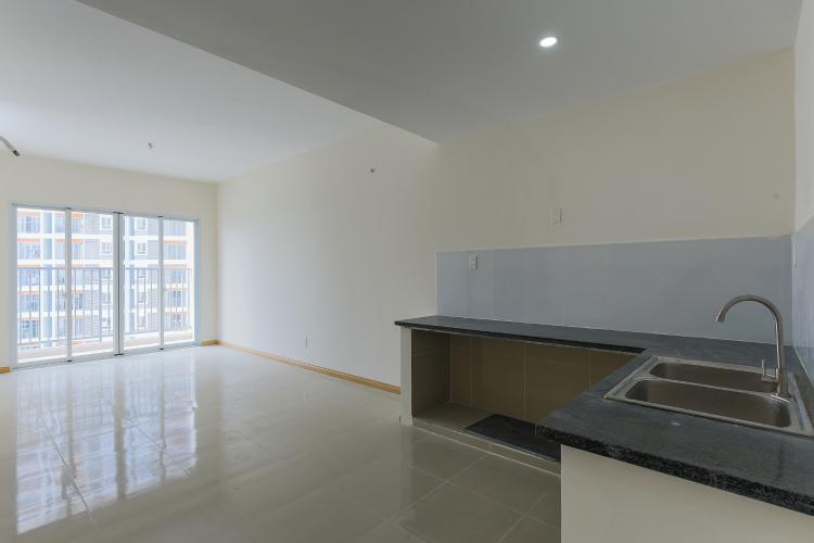 Căn hộ Jamona City 2 phòng ngủ tầng trung M1 không nội thất