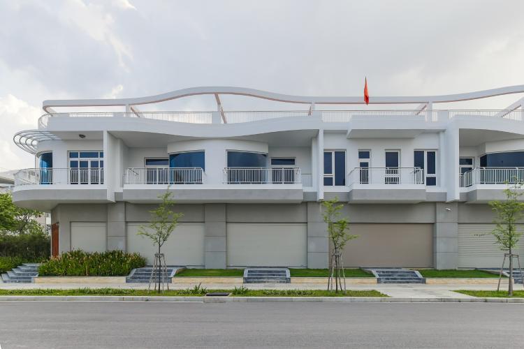 Cho thuê căn hộ Thủ Thiêm Lakeview, diện tích 100m2, hướng Đông Nam đón gió