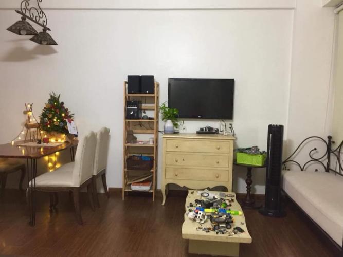 Căn hộ chung cư An Hoà 2 tầng thấp, bàn giao nội thất cơ bản.