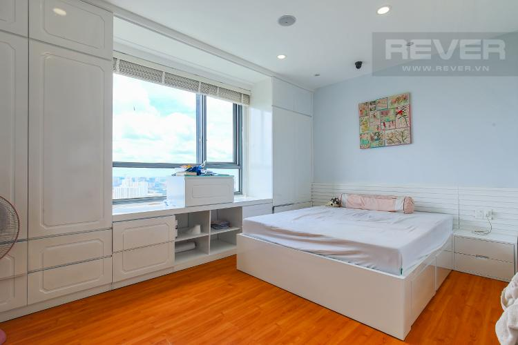 Phòng Ngủ 2 Bán căn hộ The Gold View tầng cao, 3PN, đầy đủ nội thất, view đẹp