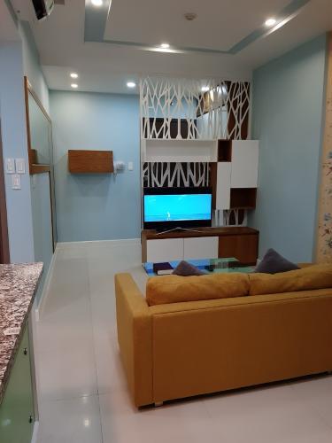 Phòng khách căn hộ Lexington Residence Căn hộ Lexington Residence nội thất đầy đủ, view nội khu.