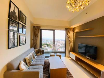 Bán căn hộ Masteri Thảo Điền 2PN, đầy đủ nội thất, sổ hồng, view sông thông thoáng