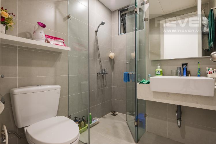 Phòng tắm 1 Bán căn hộ The Gold View Quận 4, tầng thấp, 2PN, đầy đủ nội thất