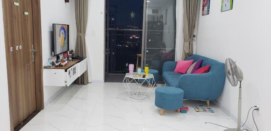 Căn hộ Saigon South Residence tầng 18 nội thất đầy đủ hiện đại, có ô xe