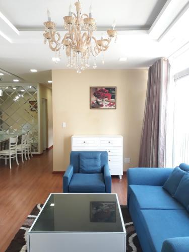 Căn hộ nội thất sang trọng Star Hill Phú Mỹ Hưng, view thoáng mát.