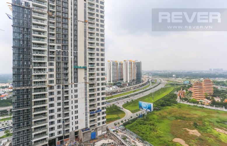 View Cho thuê căn hộ Estella Heights tầng cao, 2PN đầy đủ nội thất, đa tiện ích