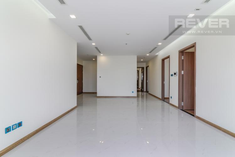 Tổng Quan Căn hộ Vinhomes Central Park 4 phòng ngủ tầng cao P4 view sông