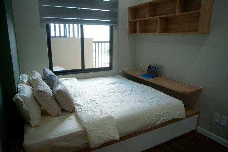 Phòng ngủ Jamila Khang Điền, Quận 9 Căn hộ Jamila Khang Điền tầng cao, hướng Tây Nam view biệt thự.
