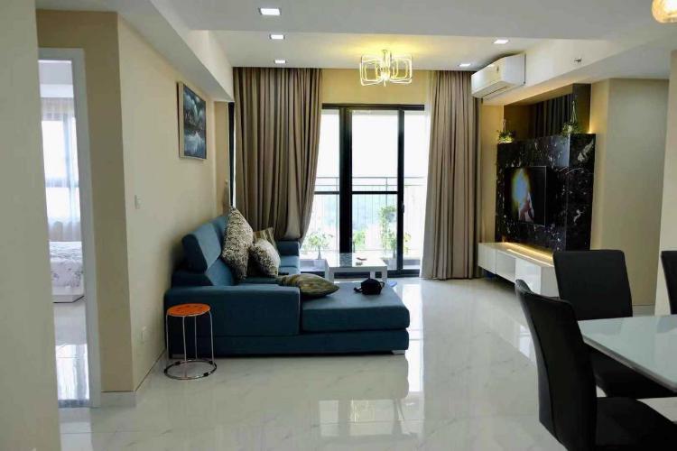 PHÒNG KHÁCH căn hộ Nam Phúc - Le Jardin Căn hộ Nam Phúc - Le Jarrdin đầy đủ nội thất, view thành phố.