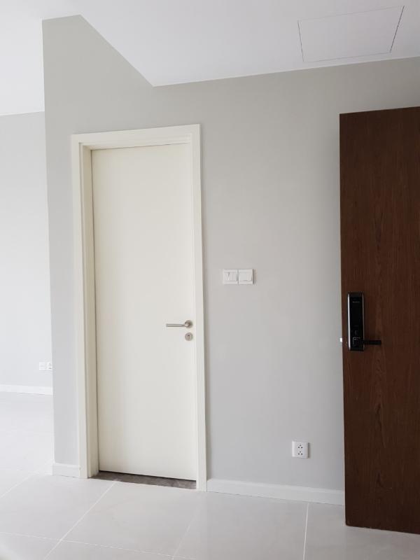 Cửa Bán căn hộ officetel Masteri An Phú, tầng thấp, tháp A, diện tích 46m2, không có nội thất, view hồ bơi