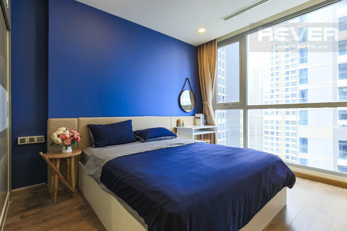 71d53949cc142a4a7305 Cho thuê căn hộ Vinhomes Central Park 2 phòng ngủ, tháp Park 4, đầy đủ nội thất, hướng Tây