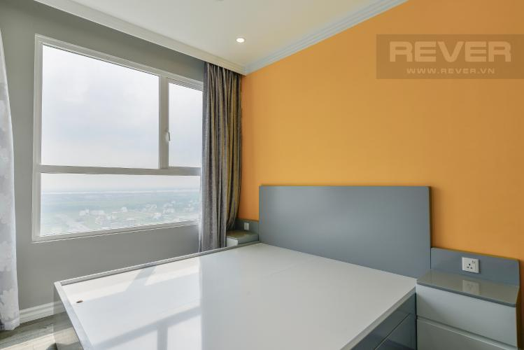 Phòng Ngủ 2 Căn hộ Vista Verde 2 phòng ngủ tầng cao T2 view sông không bị chắn