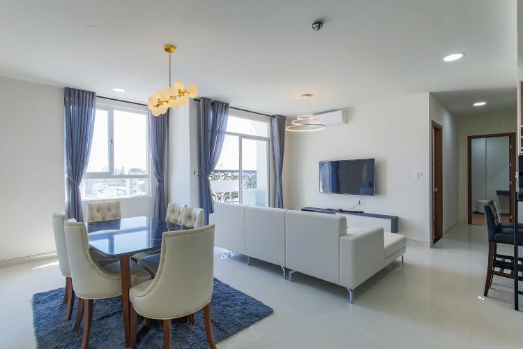 Bán hoặc cho thuê căn hộ Grand Riverside 3PN và 2WC, đầy đủ nội thất, view thành phố