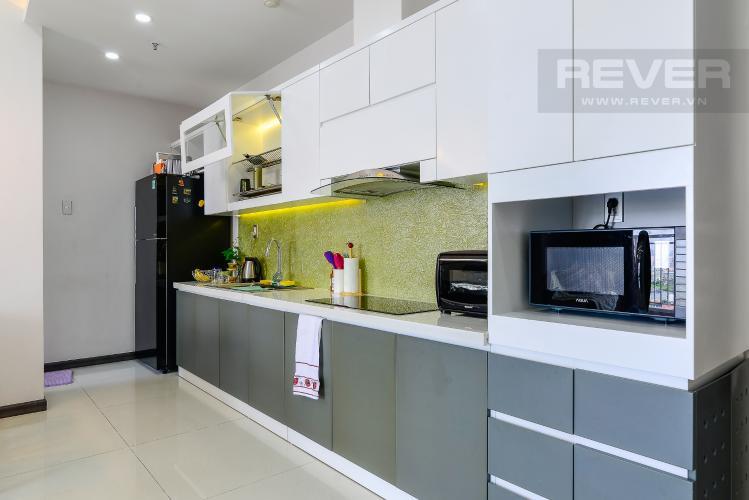 Bếp Bán căn hộ Tropic Garden 2PN, đầy đủ nội thất, view sông Sài Gòn và Landmark 81