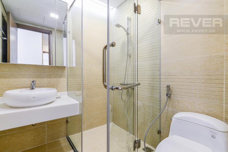 Phòng Tắm 2 Căn hộ Vinhomes Central Park 2 phòng ngủ tầng cao P7 view nội khu
