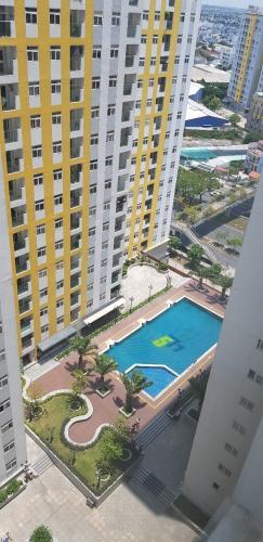 Căn hộ City Gate, Quận 8 Căn hộ City Gate tầng cao nội thất đầy đủ, view nội khu hồ bơi.