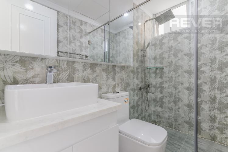 Phòng Tắm 1 Căn hộ Vista Verde 2 phòng ngủ tầng cao T2 view sông không bị chắn