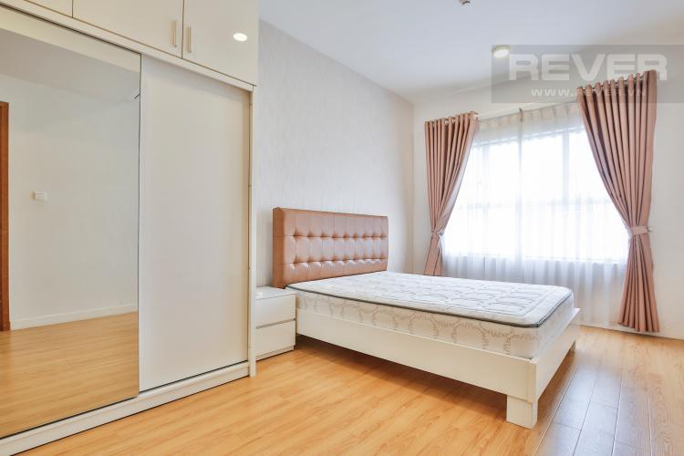 Phòng Ngủ 2 Căn hộ Sunrise City 2 phòng ngủ tầng trung tháp W4 nội thất đầy đủ