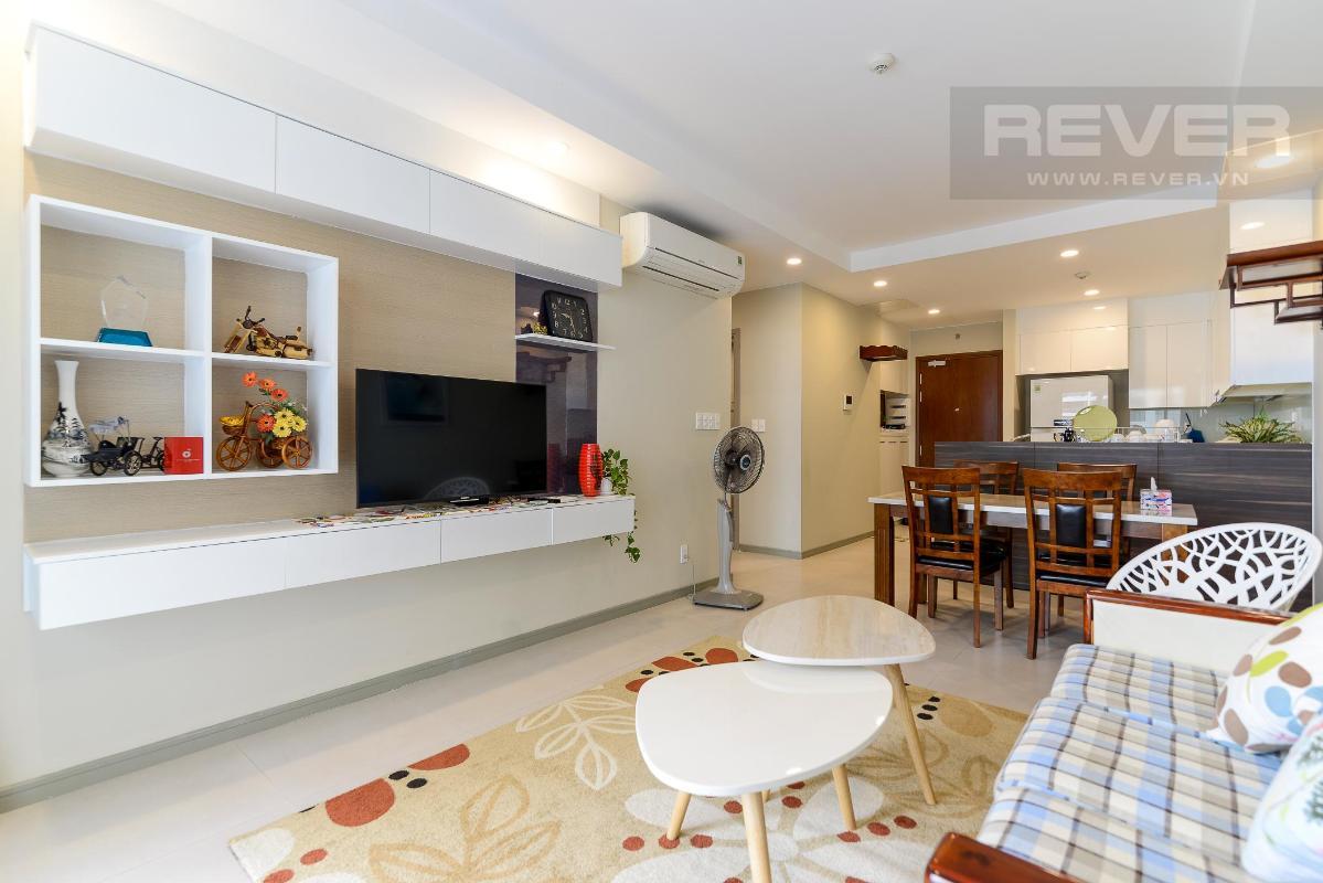 f3450be2510fb751ee1e Cho thuê căn hộ The Gold View 2PN, tháp A, đầy đủ nội thất, view hồ bơi và kênh Bến Nghé