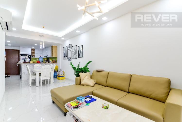 Bán căn hộ The Gold View 2 phòng ngủ, tháp A, diện tích 85m2, đầy đủ nội thất, view hồ bơi