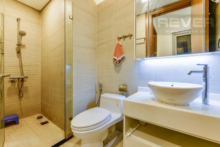 Phòng tắm 2 Căn hộ Vinhomes Central Park tầng cao, tháp Park 6, 2 phòng ngủ, full nội thất