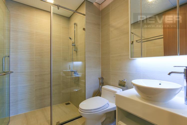 Phòng tắm 2 Căn hộ Vinhomes Central Park 2 phòng ngủ, tầng cao P6, đầy đủ nội thất