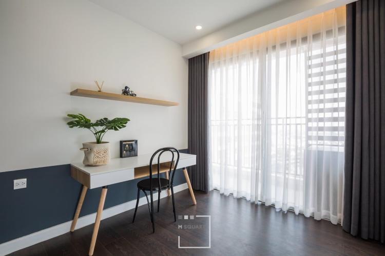 Phòng ngủ The Sun Avenue Căn hộ The Sun Avenue tầng cao, kèm đầy đủ nội thất.