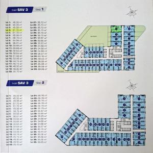 Bán hoặc cho thuê officetel The Sun Avenue, block 3, diện tích 33m2