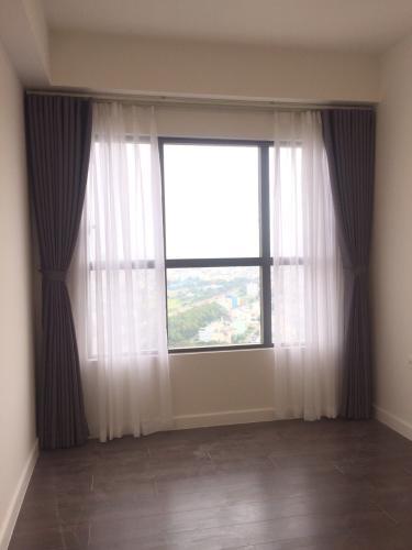 Phòng ngủ căn hộ The Sun Avenue Căn hộ The Sun Avenue tầng cao, đón view thành phố.