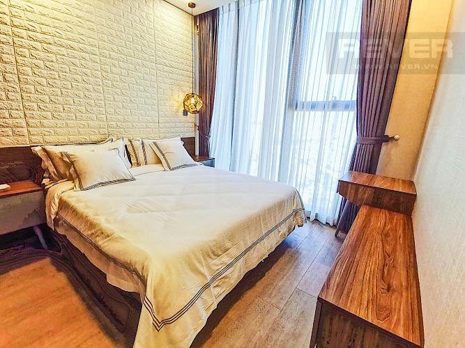 Phòng Ngủ 2 Bán hoặc cho thuê căn hộ Vinhomes Golden River 2PN, tháp The Luxury 6, view thành phố
