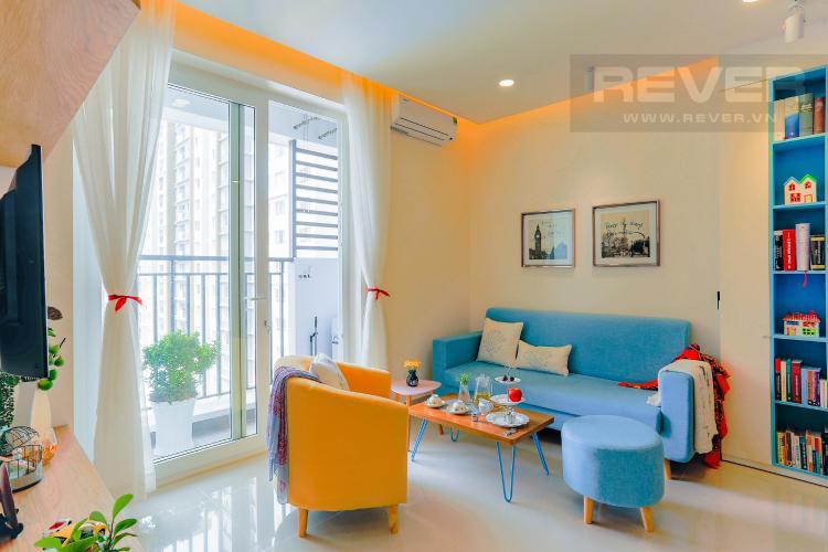 Phòng Khách Căn hộ The Park Residence 2 phòng ngủ tầng trung B2 nội thất hiện đại