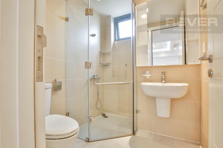 Toilet 2 Căn góc Masteri Thảo Điền 3 phòng ngủ tầng trung tòa T5