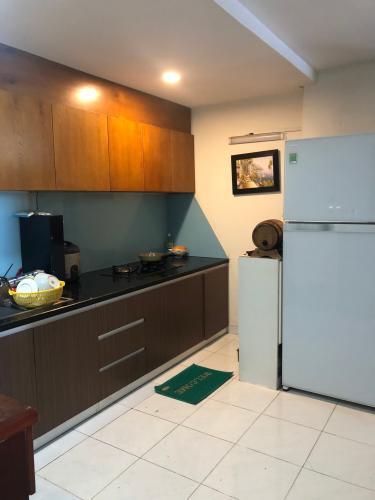Phòng bếp Petroland, Quận 2 Căn hộ Petroland tầng thấp, đầy đủ nội thất, 3 phòng ngủ.