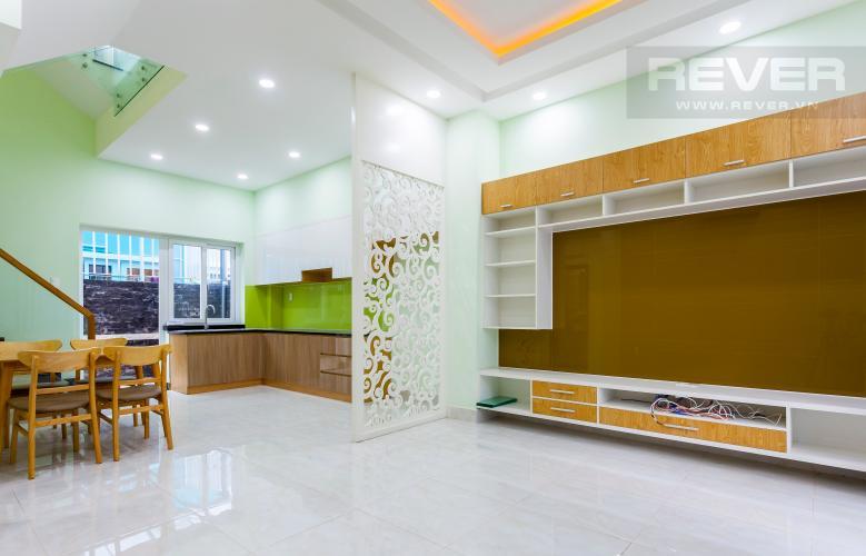Phòng khách Nhà phố khu villa Mega Village Quận 9 an ninh, biệt lập, nhiều tiện ích