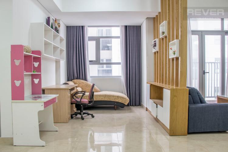 Lobby Bán căn hộ Luxcity 2PN, tầng thấp, block A, diện tích 83m2, đầy đủ nội thất
