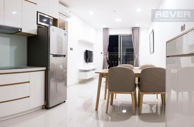 Phòng Bếp Bán hoặc cho thuê căn hộ Saigon Royal 1PN, tháp A, đầy đủ nội thất, diện tích 53m2