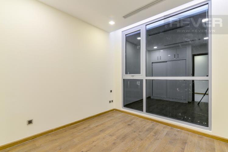 Phòng ngủ 2 Căn hộ Vinhomes Central Park 3 phòng ngủ tầng cao P7 view sông