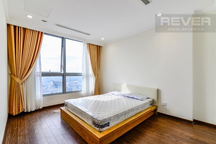 Phòng Ngủ 2 Căn hộ Vinhomes Central Park  3 phòng ngủ tòa Landmark 4 tầng cao