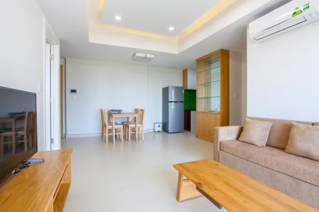 Căn hộ Masteri Thảo Điền 2 phòng ngủ tầng cao T5 nội thất đầy đủ
