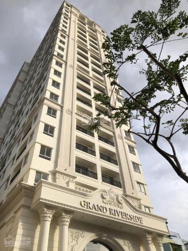 Tòa nhà căn hộ Grand Riverside Bán căn hộ Grand Riverside nhìn về phía Bitexco đầy đủ nội thất.