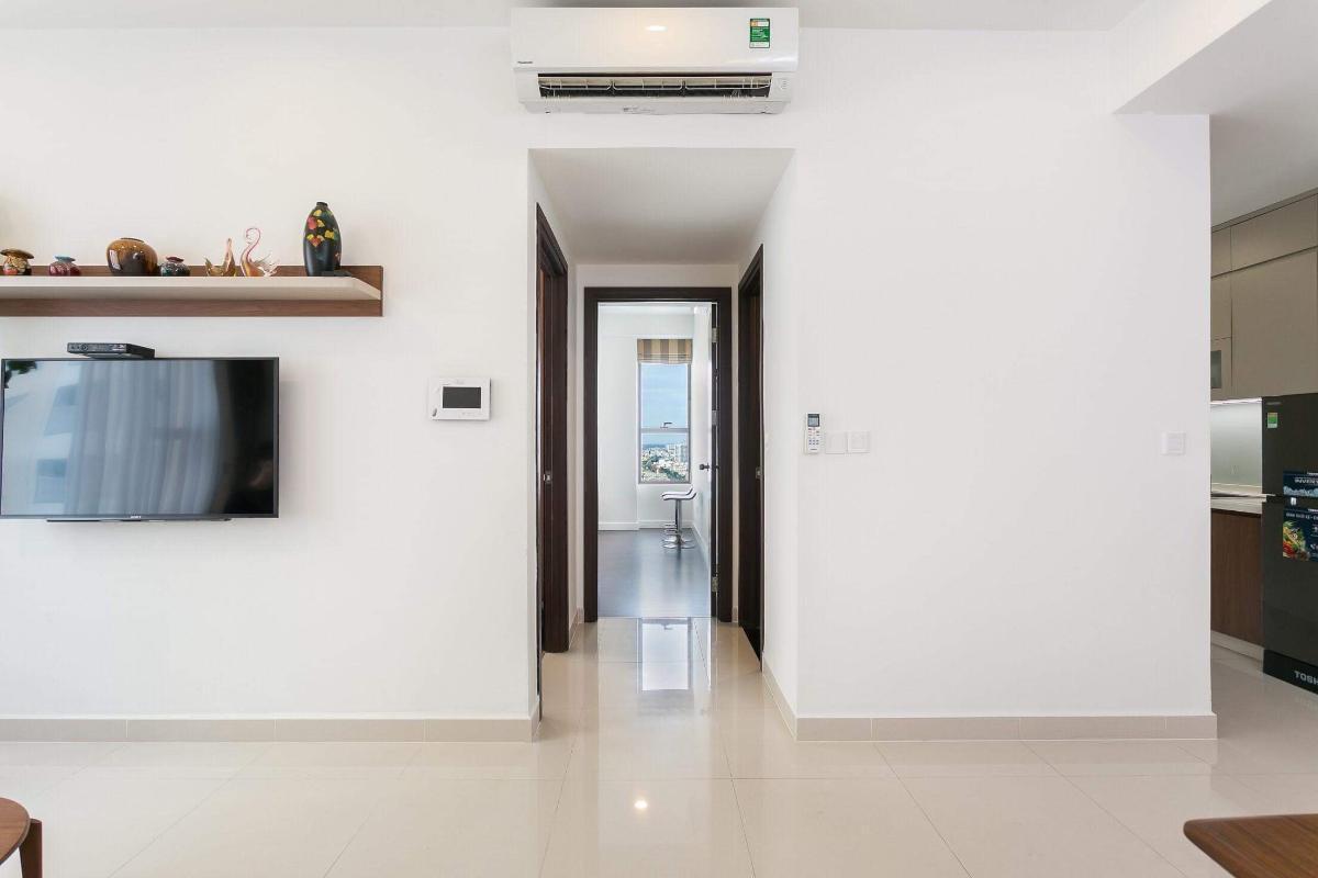 8eb76cd69ebd78e321ac Cho thuê căn hộ The Tresor 2 phòng ngủ, tháp TS1, đầy đủ nội thất, view sông Sài Gòn