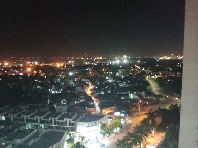 View căn hộ Citihome Căn hộ view thành phố, nội thất cơ bản Citihome Quận 2