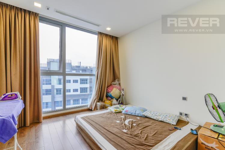 Phòng Ngủ 4 Căn góc Vinhomes Central Park 4 phòng ngủ tầng cao P2 view sông