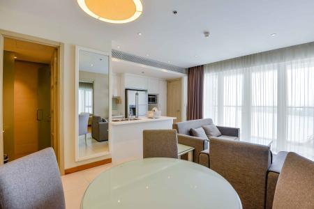 Bán căn hộ Diamond Island - Đảo Kim Cương 2PN, tháp Brilliant, đầy đủ nội thất, view sông thoáng mát