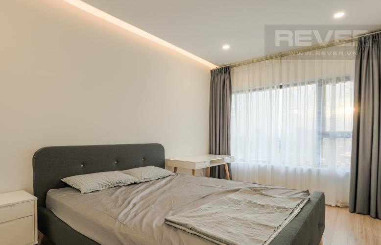 Phòng Ngủ 1 Căn hộ New City Thủ Thiêm tầng cao, 2PN đầy đủ nội thất