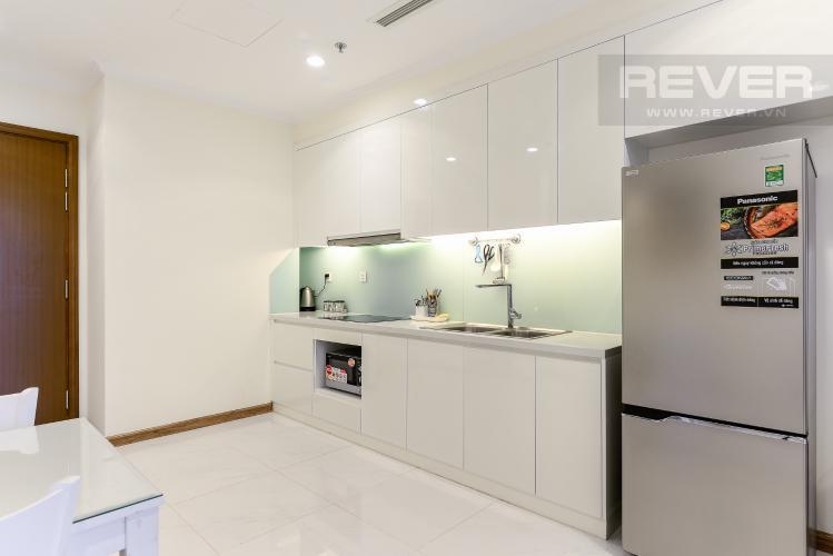 Nhà Bếp Căn hộ Vinhomes Central Park 1 phòng ngủ tầng cao L3 nội thất đầy đủ