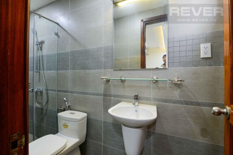 Toilet 2 Cho thuê nhà phố biệt lập trong Khu dân cư Mega Residence, đầy đủ nội thất