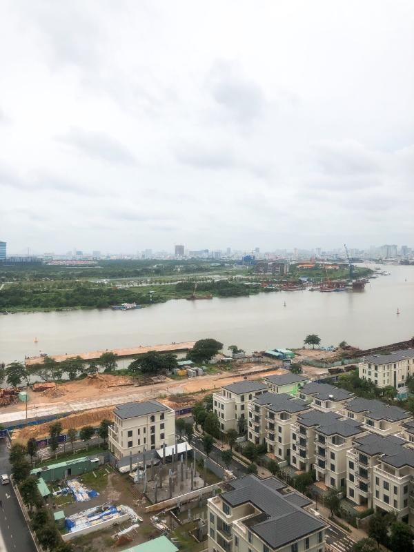 8327e8d05cbebae0e3af Bán căn hộ Vinhomes Golden River 2PN, tháp The Aqua 1, nội thất cơ bản, đang có hợp đồng cho thuê, view sông và Bitexco